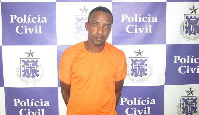 Natanael era procurado desde 2013 - Foto: Ascom | Polícia Civil