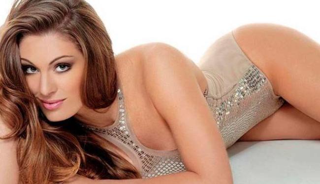 Globo renovou contrato com Elaine Mickely quando soube que a Recor estava de olho na atriz - Foto: Divulgação