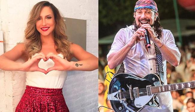 Os cantores são os convidados especiais da segunda edição do ensaio - Foto: Reprodução   Instagram