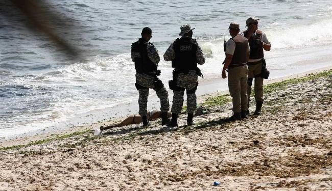 Entre seus pertences havia documento de identidade em nome de Janete dos Santos Lima, 47 - Foto: Marco Aurélio Martins   Ag. A TARDE