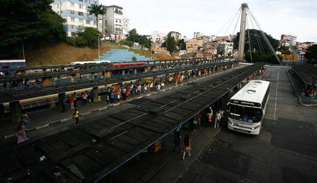 Prazo para finalização das obras do terminal é de 12 meses - Foto: Raul Spinassé | Ag. A TARDE