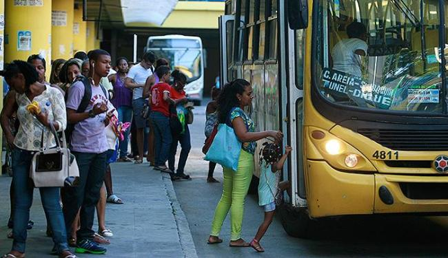Interdição parcial, após Carnaval, levará usuários a dividir espaço com serviço - Foto: Joá Souza   Ag. A TARDE