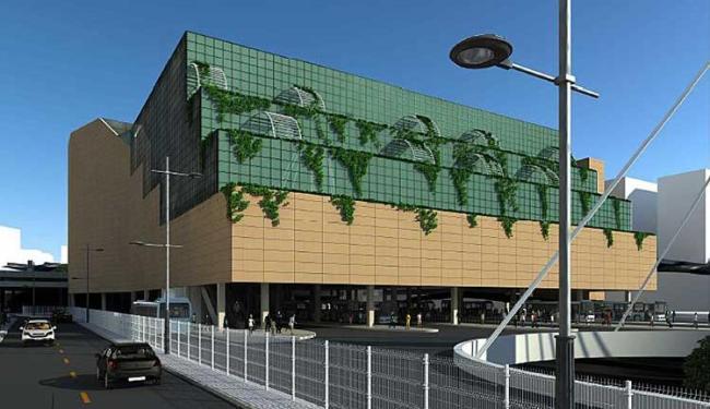 Projeto para a nova Estação da Lapa - Foto: Divulgação