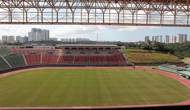 Bahia mandará jogo na segunda rodada do Baianão em Pituaçu - Foto: Camila Souza l GOVBA