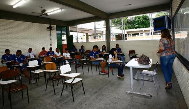 Entre as oportunidades de estágio, 4 vagas são para pedagogia - Foto: Margarida Neide / Ag. A TARDE