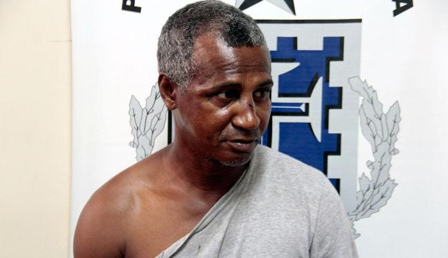 Marivaldo foi preso após esfregar genitálias na vítima, o que é considerado estupro - Foto: Edilson Lima | Ag. A TARDE