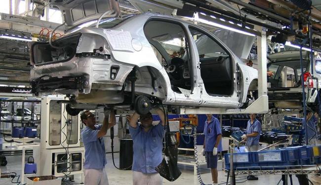 Volkswagen anunciou o corte de 800 funcionários da fábrica de São Bernardo do Campo - Foto: Volkswagen   Divulgação