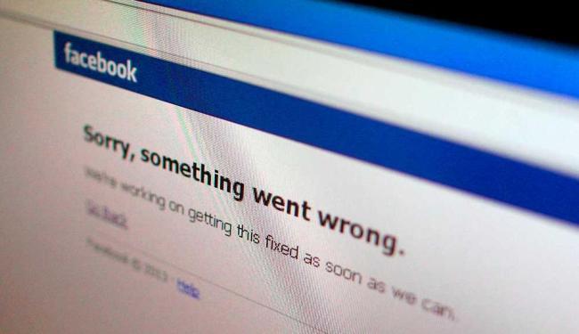 Facebook nega que interrupção tenha sido provocado por hacker - Foto: Thomas White | Agência Reuters