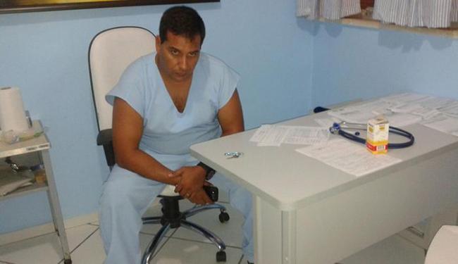 Falso médico é preso em Aurelino Leal - A Tarde On Line