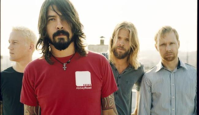 Banda vai fazer mais três apresentações no Brasil - Foto: Foo Fighters