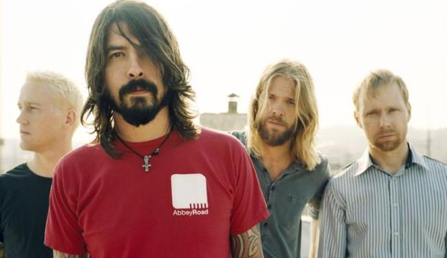 No Brasil, o Foo Fighters também passará por São Paulo, Rio de Janeiro e Belo Horizonte - Foto: Foo Fighters