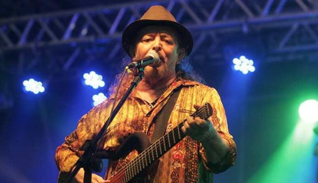 Geraldo Azevedo vai cantar ao lado de Armandinho - Foto: Mila Cordeiro   Ag. A TARDE