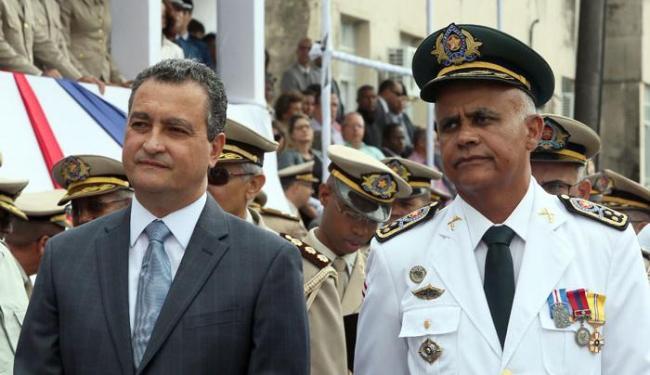 Cerimônia de transmissão de cargo foi realizada na Vila Militar do Bonfim - Foto: Mateus Pereira | GOVBa