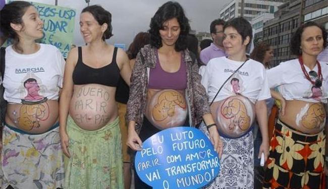 Resolução do Ministério da Saúde e da ANS estabelece estímulo ao parto normal - Foto: Arquivo l Agência Brasil