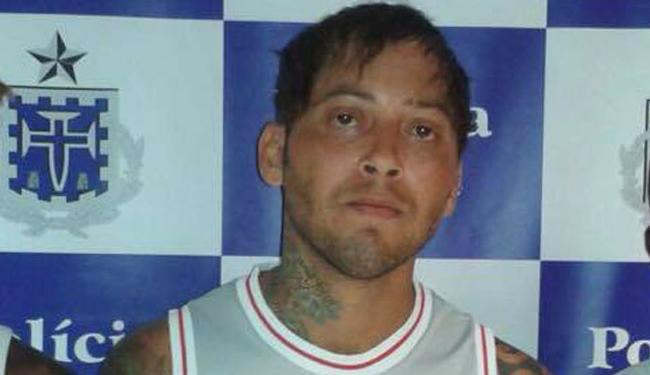 No último dia 7, o cantor foi preso na Caixa D'Água após um abordagem policial - Foto: Reprodução | Polícia Civil