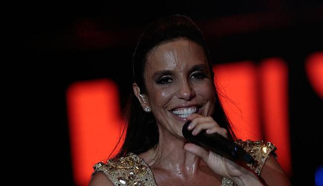 Ivete é uma das convidadas especiais para a gravação do DVD - Foto: Mila Cordeiro | Ag. A TARDE