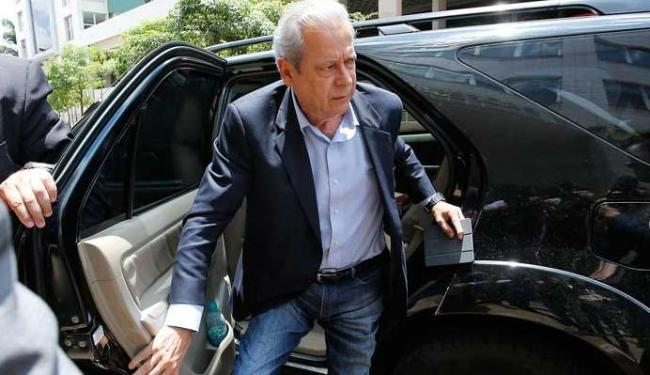Força-tarefa suspeita que Dirceu cumpria a mesma função das empresas de fachada de Youssef - Foto: DIDA SAMPAIO/ESTADÃO CONTEÚDO