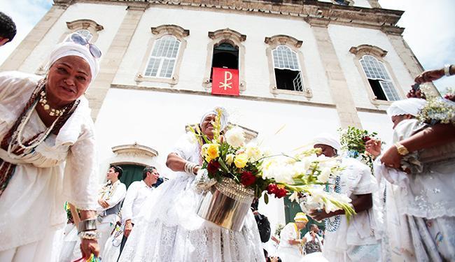 Celebração do Bonfim começa nesta quinta e segue até o dia 18 - Foto: Edilson Lima / Ag. A TARDE
