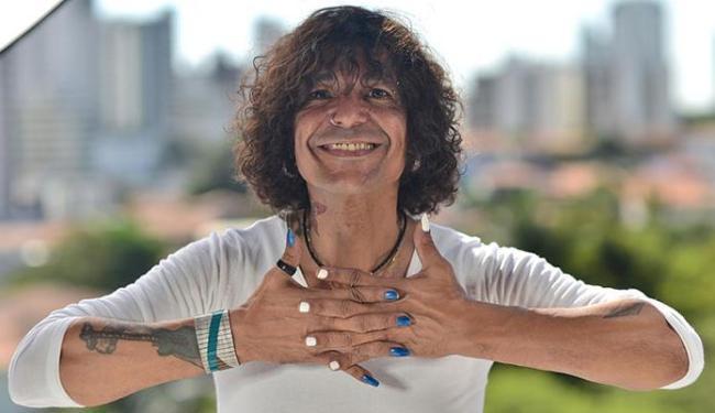 Luiz Caldas agitará o público no Dia dos Comerciários - Foto: Giva's Santiago | Divulgação