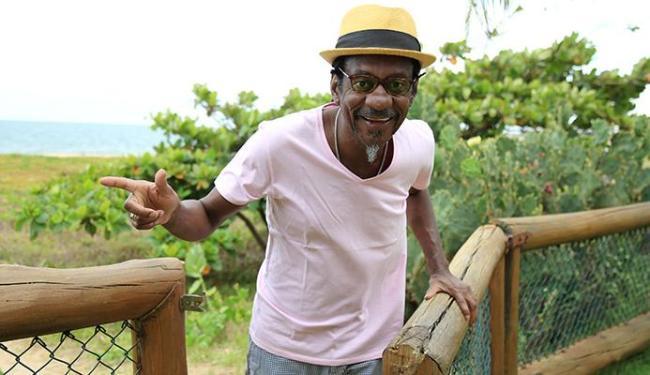 Cantor passa o verão em Itacimirim, no Litoral Norte da Bahia - Foto: Joá Souza | Ag. A TARDE