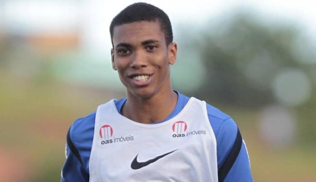 Atrasos no salário por parte do Bahia alavancou a saída do atleta - Foto: Eduardo Martins   Ag. A TARDE
