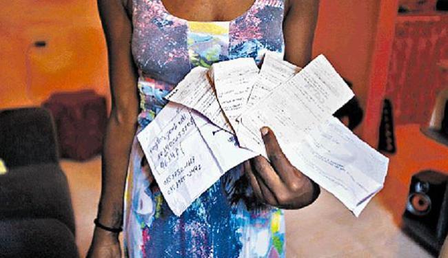 Vítima manteve contato pelos números (85) 8752-1663 e (85) 8900-2442 - Foto: Edilson Lima | Ag. A TARDE