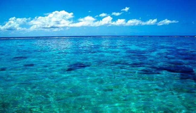 Mar está subindo e é capaz de algumas ilhas ficarem inabitadas - Foto: Divulgação