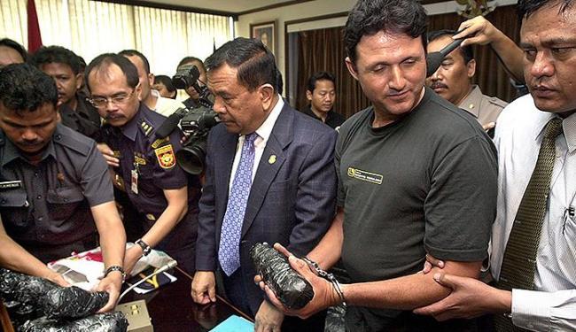 Governo brasileiro corre contra o relógio, já que a execução do brasileiro está marcada para sábado - Foto: Bay Ismoyo l AFP