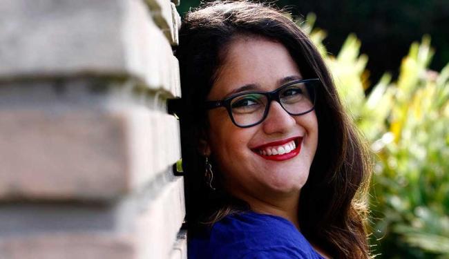Mariana Paiva também é autora dos livros Barroca e Lavanda - Foto: Iracema Chequer | Ag. A TARDE