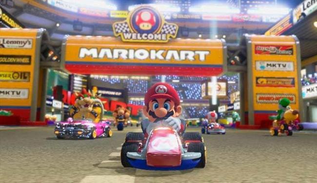 Quem possui console da Nintendo não vai poder comprar novos jogos no País - Foto: Divulgação