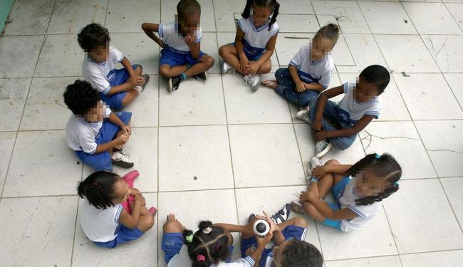 Ensino infnatil contempla crianças de seis meses a cinco anos e 11 meses de idade - Foto: Iracema Chequer | Ag. A TARDE