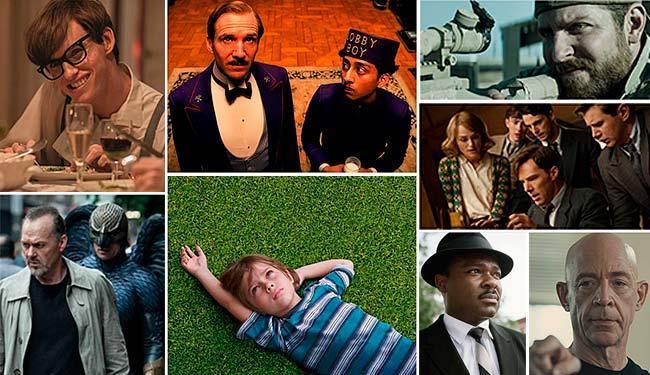 Oito filmes estão entre os indicados - Foto: Divulgação