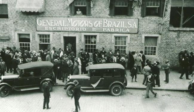 GM comemora 90 anos no Brasil - A Tarde On Line