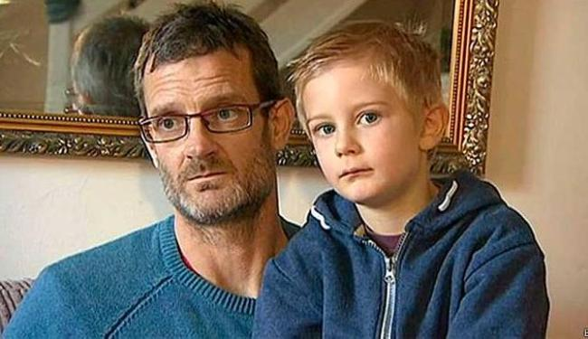 Família não entendeu a cobrança e pai vai recorrer à Justiça - Foto: BBC