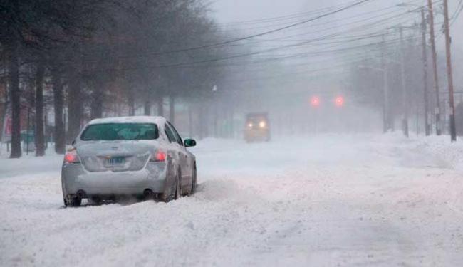 Viagens foram novamente permitidas em Nova York, New Jersey e partes de Connecticut (foto) - Foto: Agência Reuters