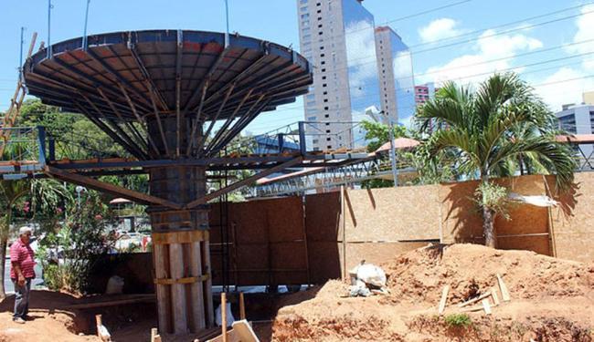 Obra conta com o investimento de cerca de R$ 1,2 milhão - Foto: Foto: Paloma Carvalho | Agecom