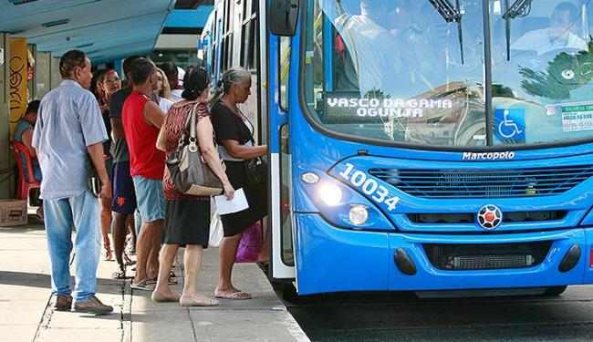 Determinação se destina a resolver transtornos pela limitação de assentos para usuários da terceira - Foto: Joá Souza | Ag. A TARDE
