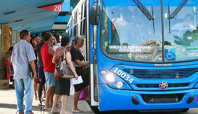 Sistema de licitação das linhas de ônibus de Salvador passou ileso pelo julgamento - Foto: Joá Souza   Ag. A TARDE