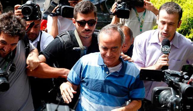 Cerveró foi preso na madrugada desta quarta - Foto: Agência Reuters
