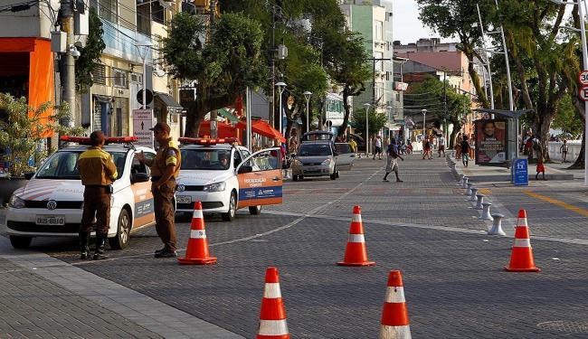 Barra será uma das regiões fiscalizadas pela Transalvador - Foto: Eduardo Martins | Ag. A TARDE