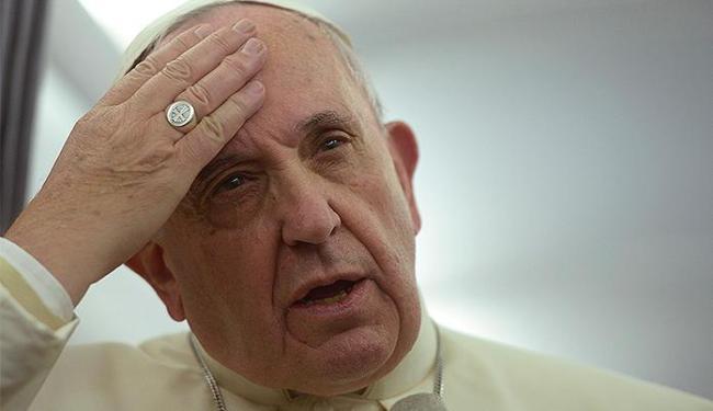 Santa Sé no Brasil enviou um dossiê com detalhes do caso para o papa - Foto: Filippo Monteforte l Reuters