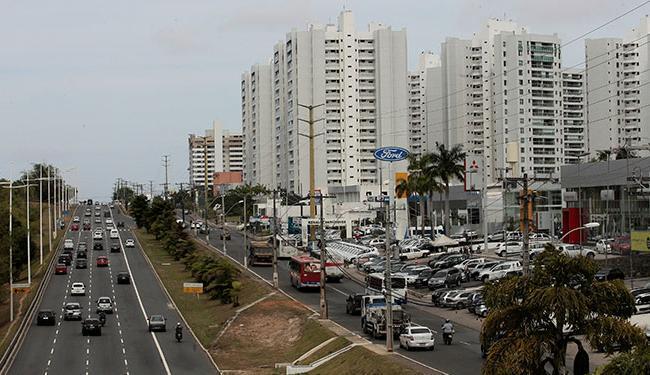 Especialistas apontam que Paralela está entre a relação dos bairros com crescimento previsto - Foto: Mila Cordeiro | Ag. A TARDE