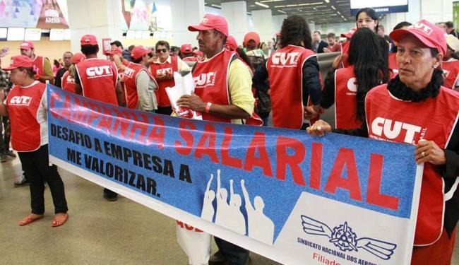 Movimento nacional reivindica reajuste salarial - Foto: Divulgação | SNEA