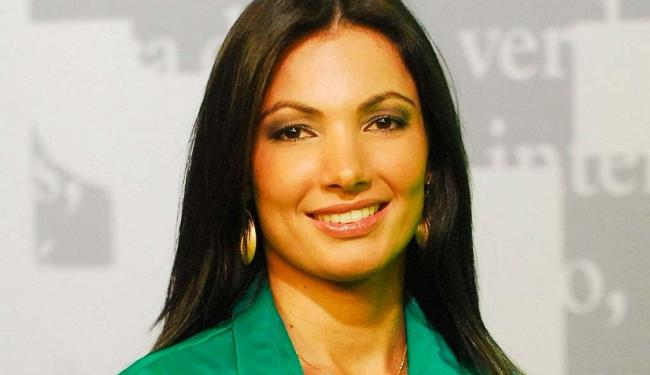 Patrícia Poeta pode voltar para a programação da Globo ainda este ano - Foto: TV Globo   Divulgação