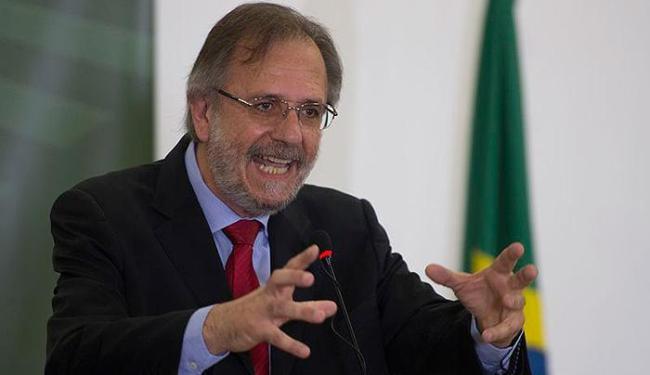 Patrus assumiu o Ministério do Desenvolvimento Agrário na manhã desta terça - Foto: Marcelo Camargo l Agência Brasil