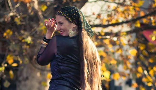 Paula Lena (Argentina) dará aulas de danças femininas típicas do Marrocos - Foto: Divulgação