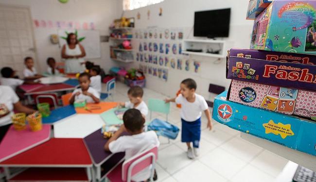Inscrição para a segunda etapa acontece de 27 a 30 de janeiro em todas as escolas do município - Foto: Mila Cordeiro | Ag. A TARDE