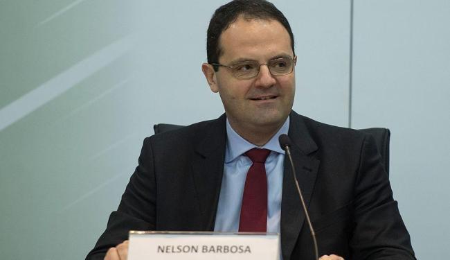 Nelson Barbosa recebeu o cargo de sua antecessora, Miriam Belchior - Foto: Marcelo Camargo | Agência Brasil