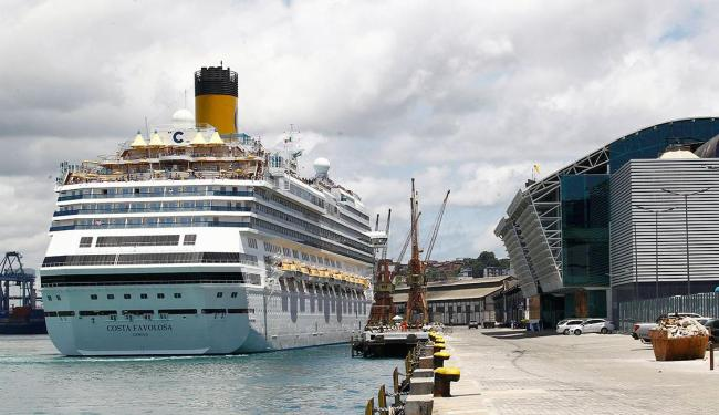 Resultado de imagem para Terminal de Passageiros de Salvador porto
