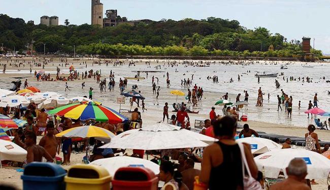 No total, 37 praias foram avaliadas pelo Inema em Salvador e Lauro de Freitas - Foto: Fernando Vivas | Ag. A TARDE